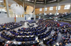 Deutscher Bundestag/ Thomas Trutschel/ photothek.net